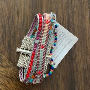 Noonday Collection bracelet multistrand
